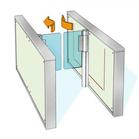 Sensor Barrier Gate